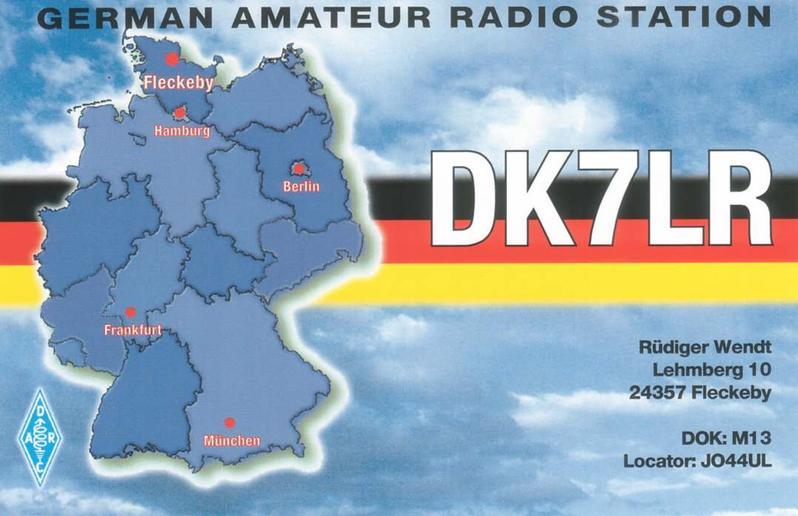 Primary Image for DK7LR