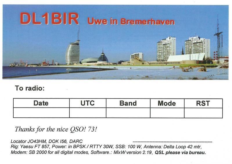 Primary Image for DL1BIR