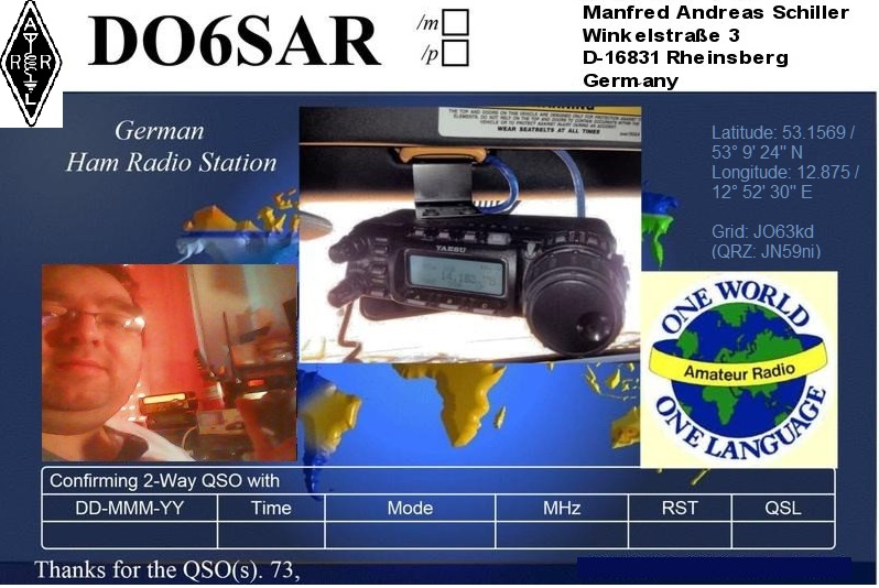 Primary Image for DO6SAR