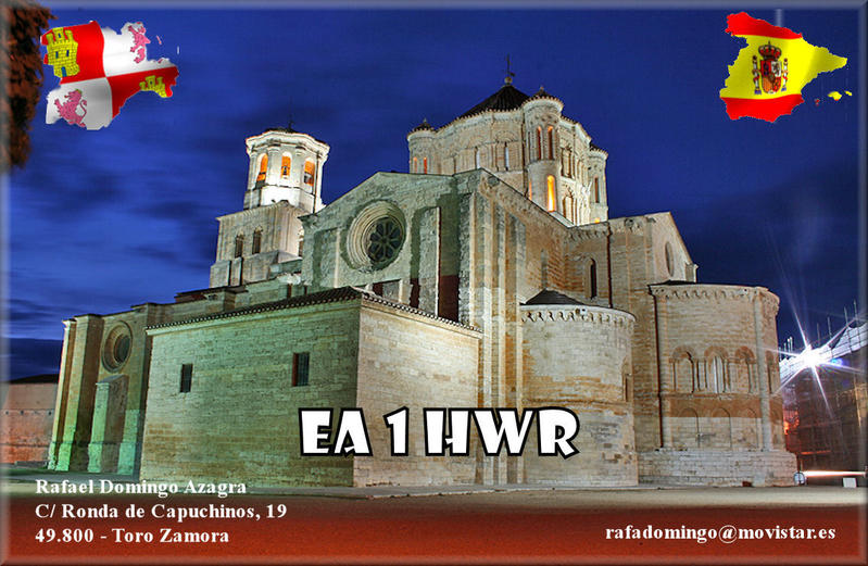 Primary Image for EA1HWR