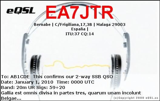 Primary Image for EA7JTR