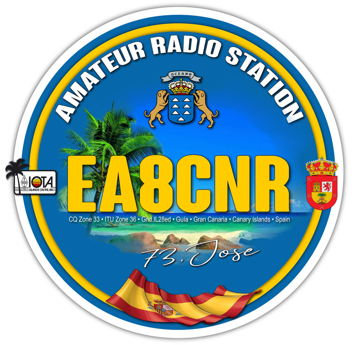 Primary Image for EA8CNR