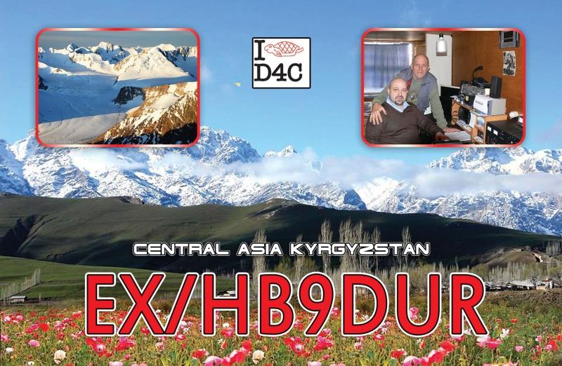 Primary Image for EX/HB9DUR