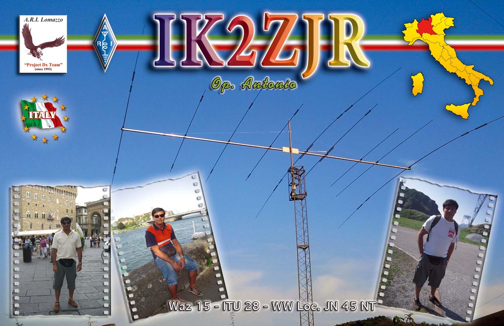 Primary Image for IK2ZJR