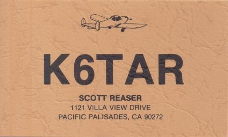 Primary Image for K6TAR