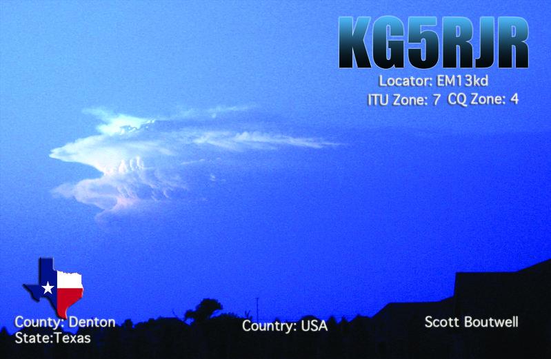 Primary Image for KG5RJR