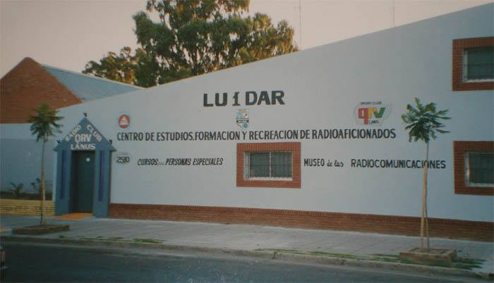 Primary Image for LU1DAR