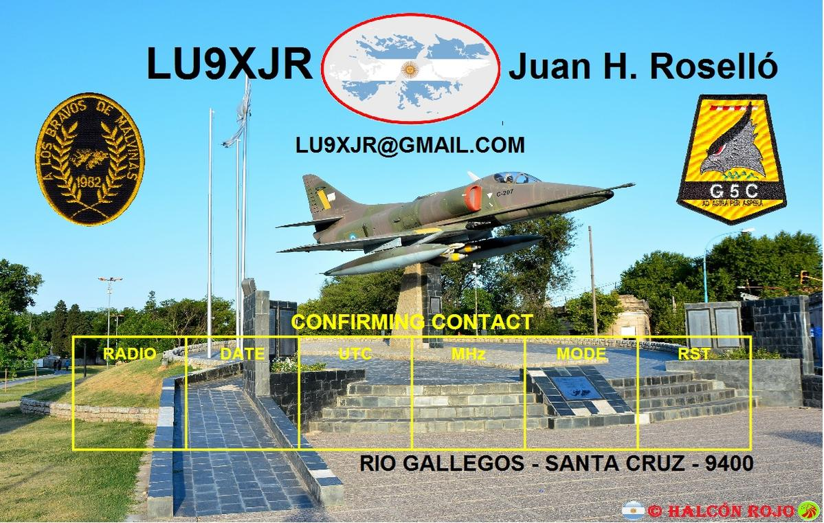 Primary Image for LU9XJR