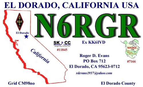 Primary Image for N6RGR