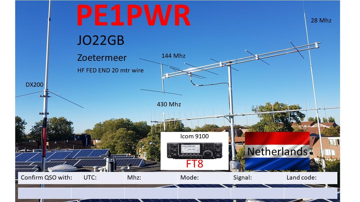 Primary Image for PE1PWR