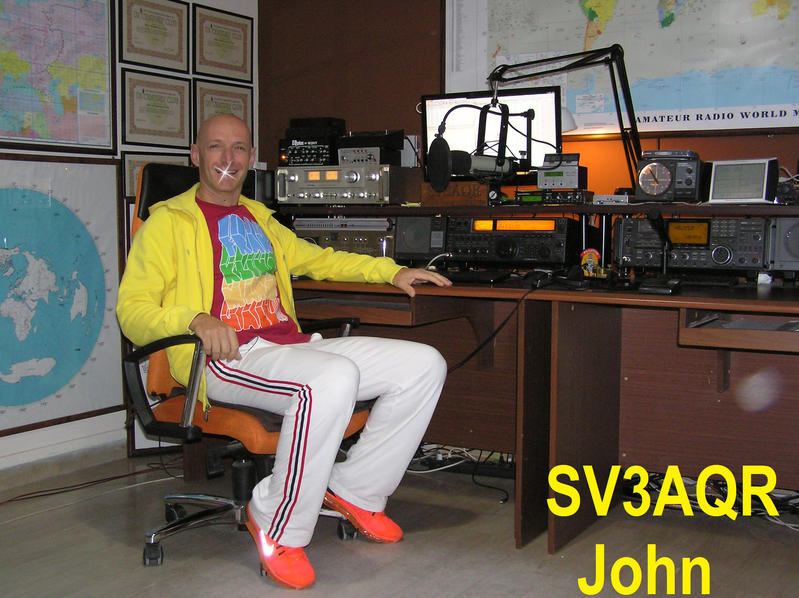Primary Image for SV3AQR