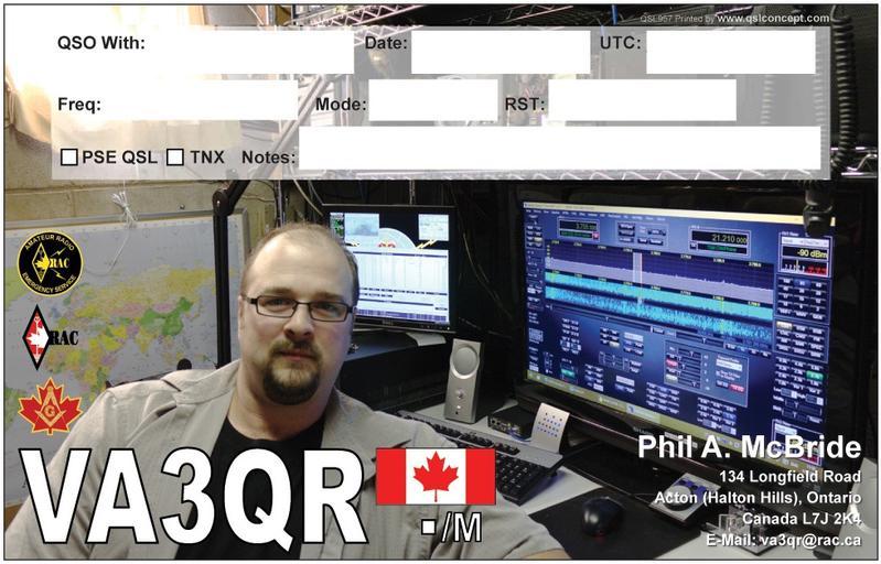 Primary Image for VA3QR