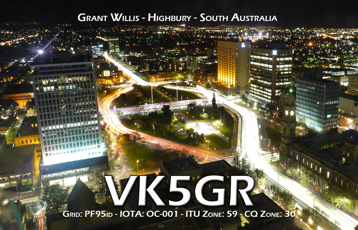 Primary Image for VK5GR