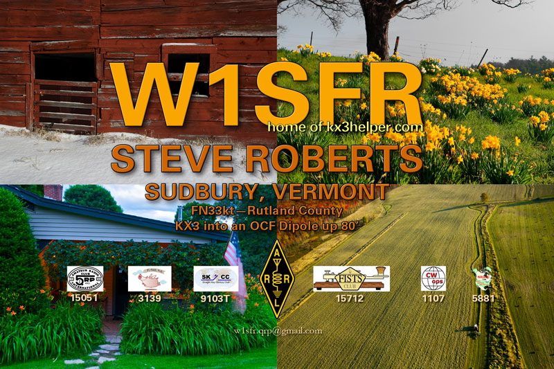 Primary Image for W1SFR
