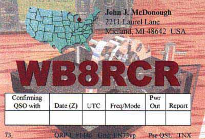 Primary Image for WB8RCR
