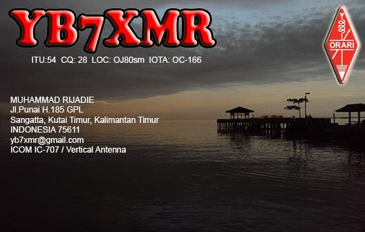 Primary Image for YB7XMR