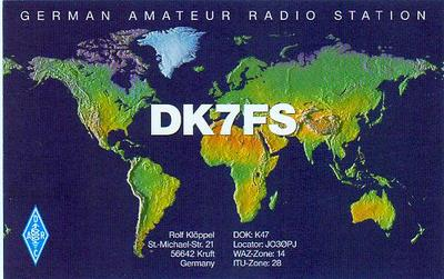 Primary Image for DK7FS