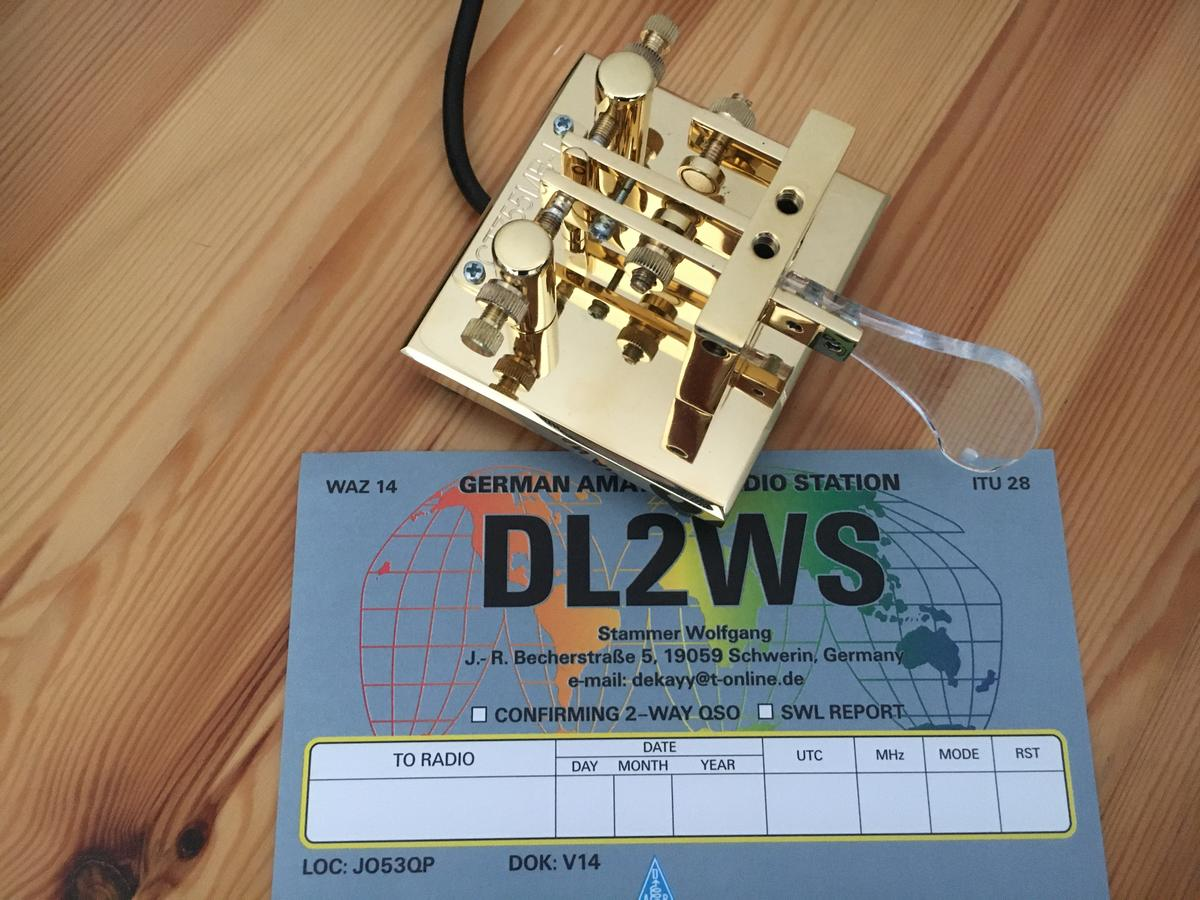 Primary Image for DL2WS
