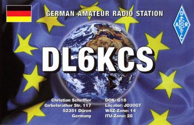 Primary Image for DL6KCS
