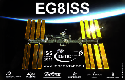 Primary Image for EG8ISS