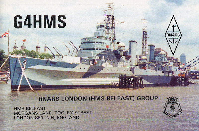 Primary Image for G4HMS