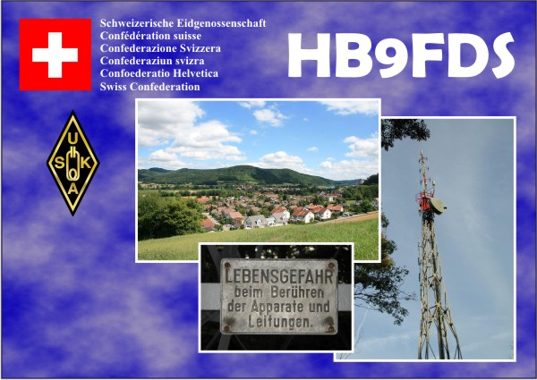Primary Image for HB9FDS