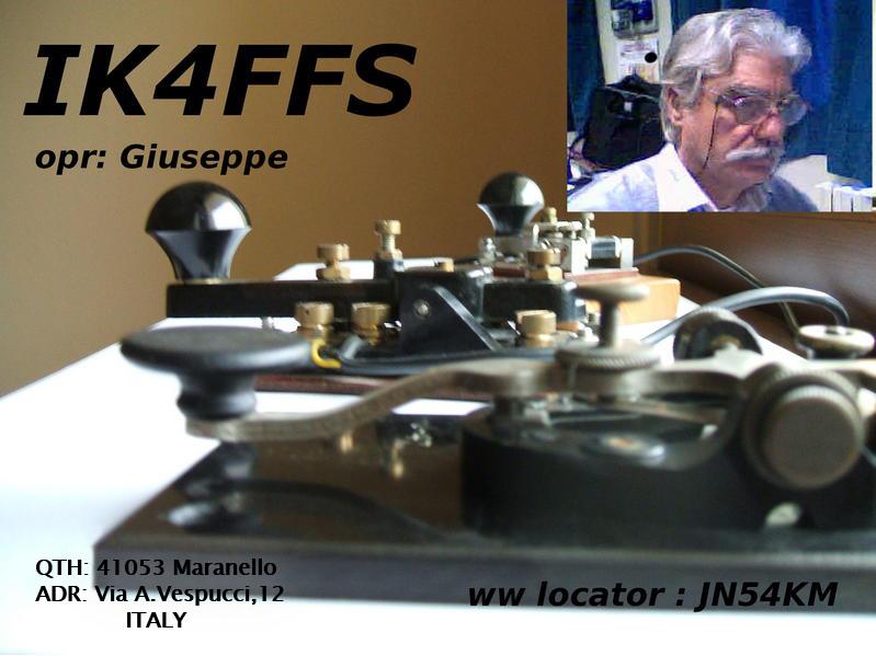 Primary Image for IK4FFS