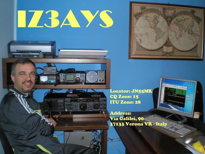 Primary Image for IZ3AYS
