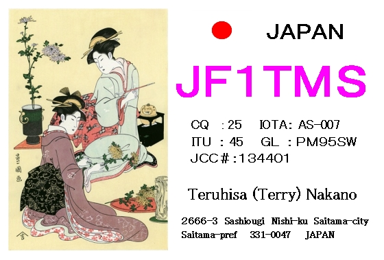 Primary Image for JF1TMS