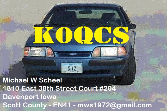 Primary Image for K0QCS