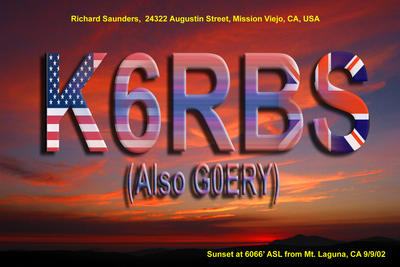 Primary Image for K6RBS