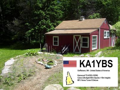 Primary Image for KA1YBS