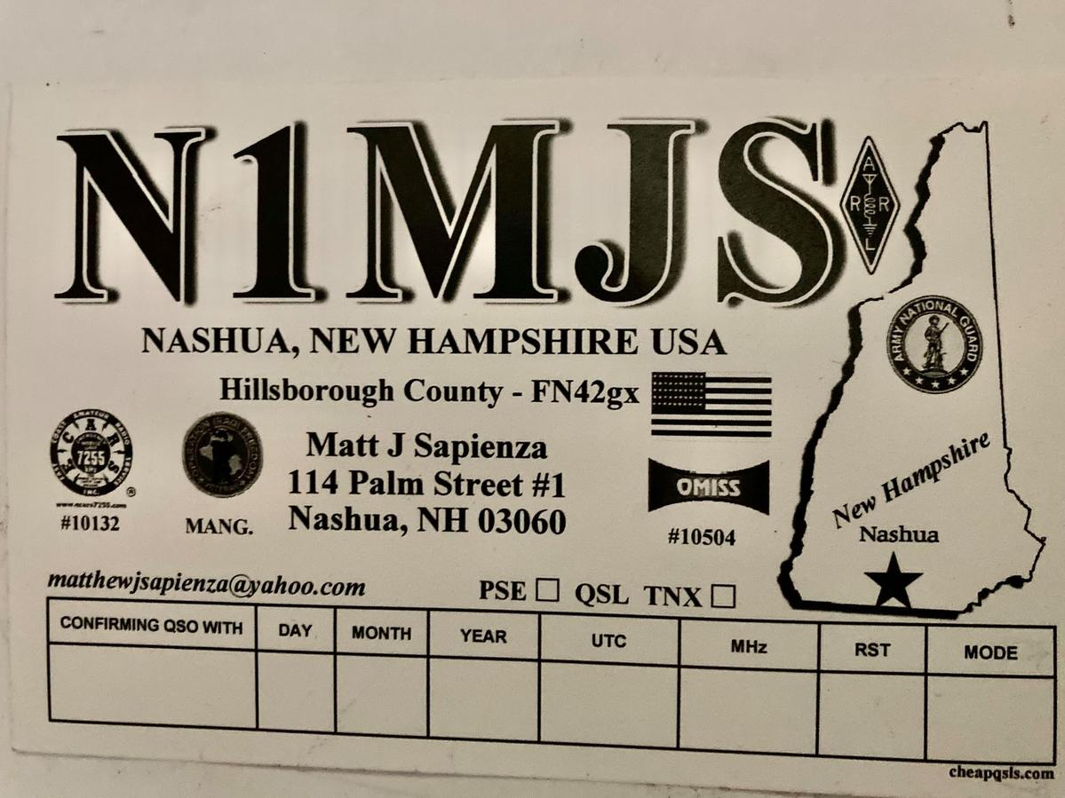 Primary Image for N1MJS