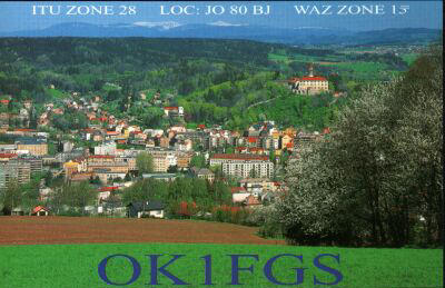 Primary Image for OK1FGS