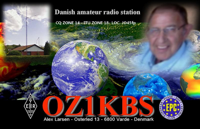 Primary Image for OZ1KBS