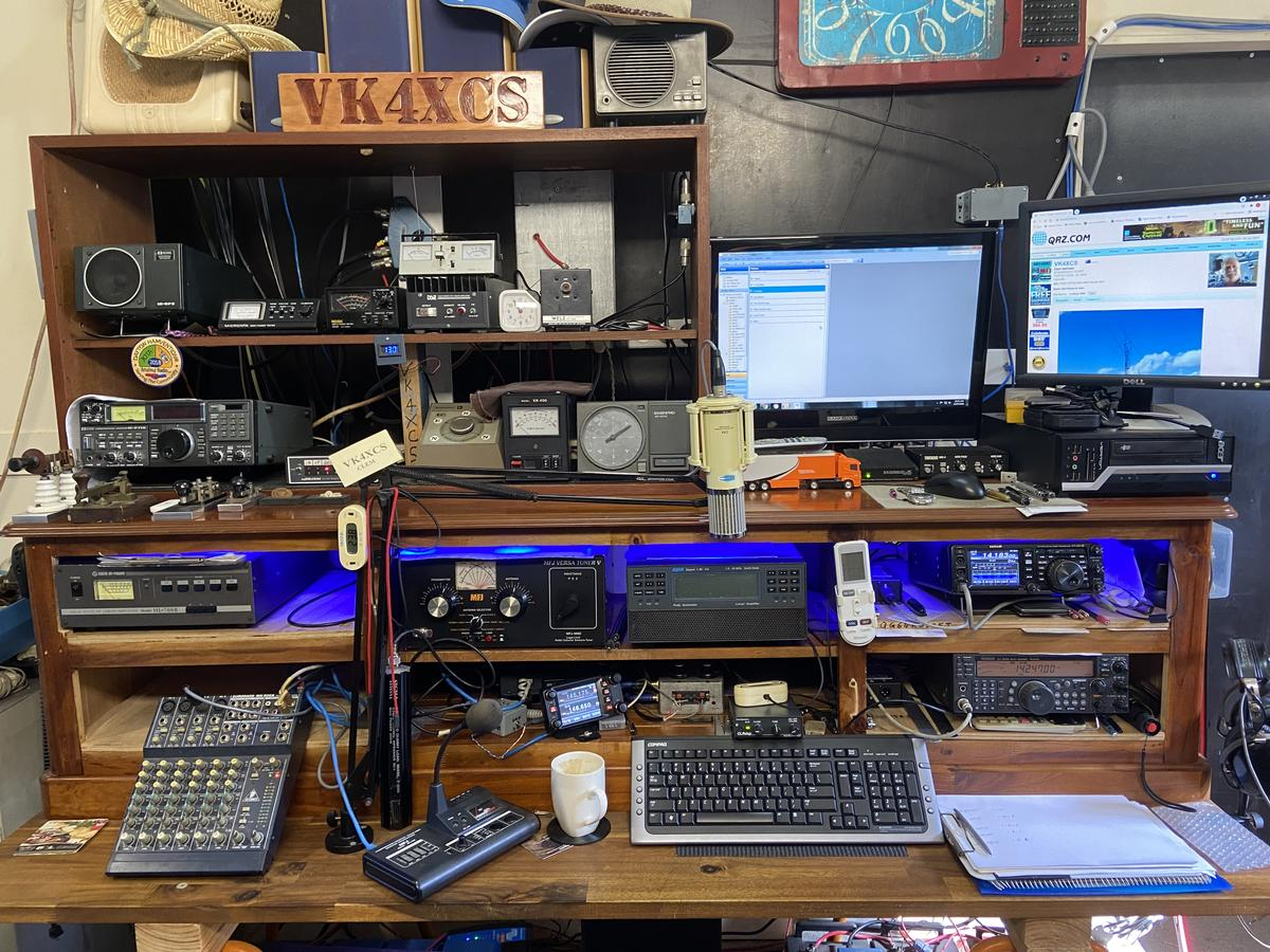 Primary Image for VK4XCS