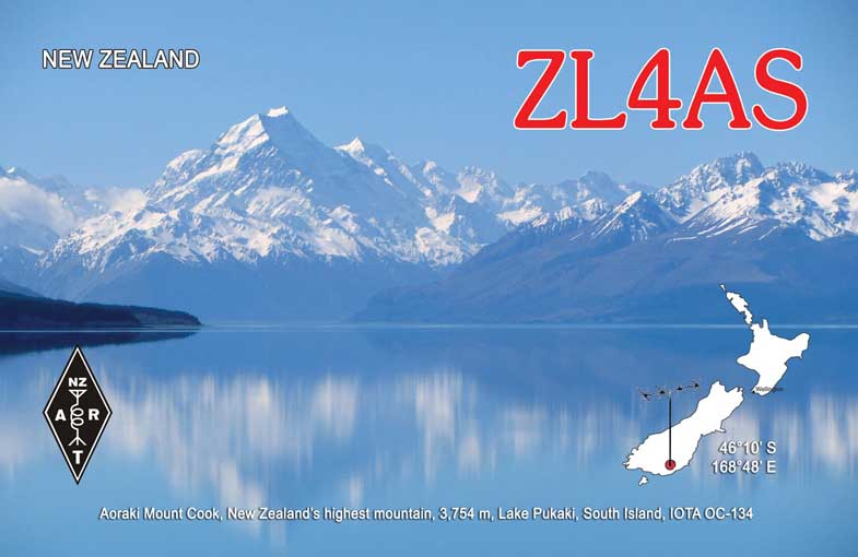 Primary Image for ZL4AS