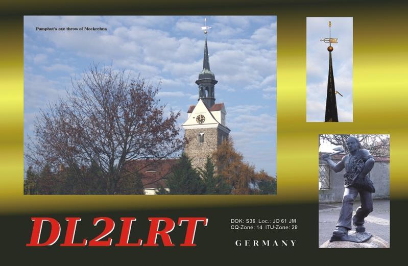 Primary Image for DL2LRT