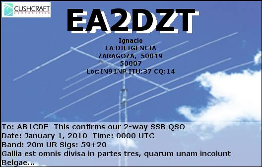 Primary Image for EA2DZT