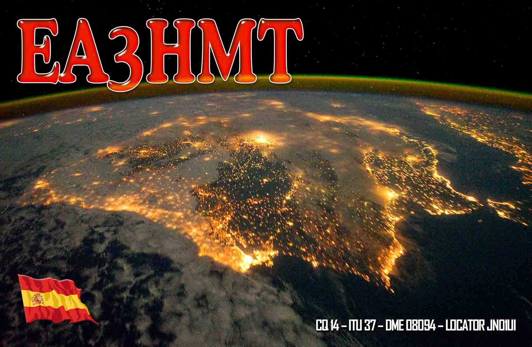 Primary Image for EA3HMT