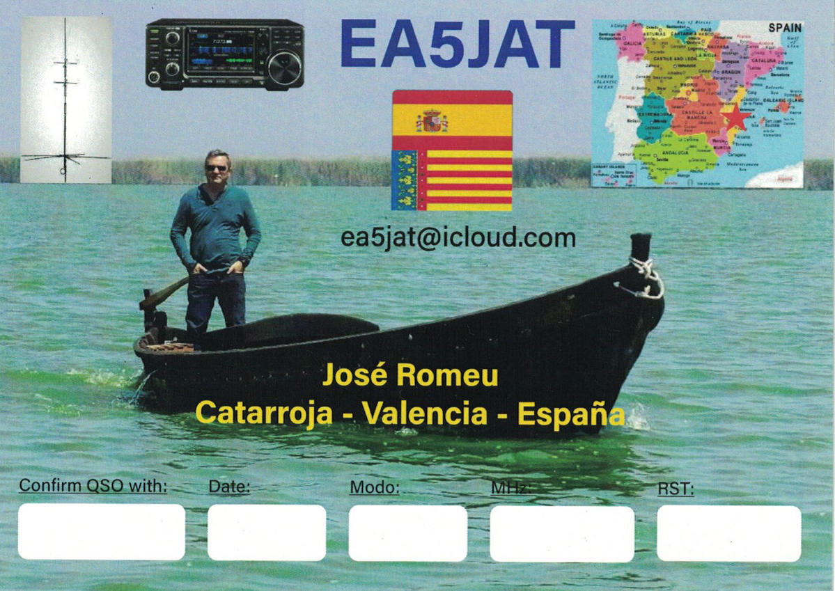 Primary Image for EA5JAT