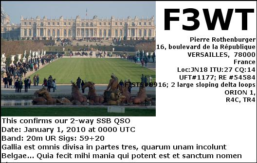 Primary Image for F3WT