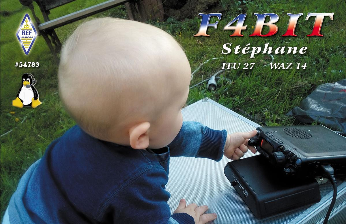 Primary Image for F4BIT