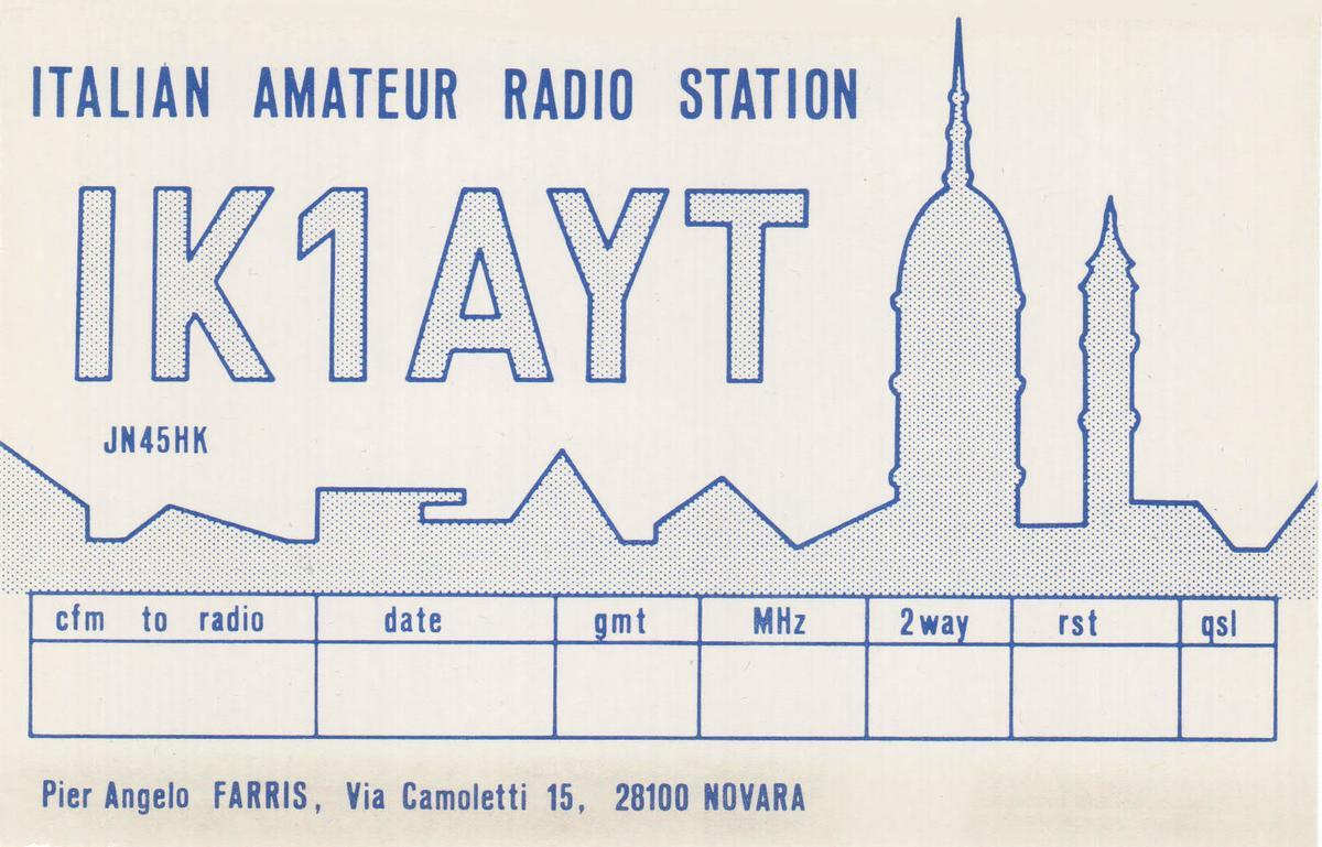 Primary Image for IK1AYT