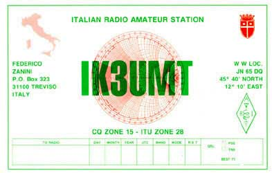 Primary Image for IK3UMT
