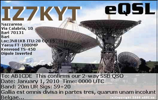 Primary Image for IZ7KYT