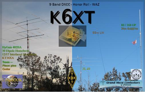 Primary Image for K6XT