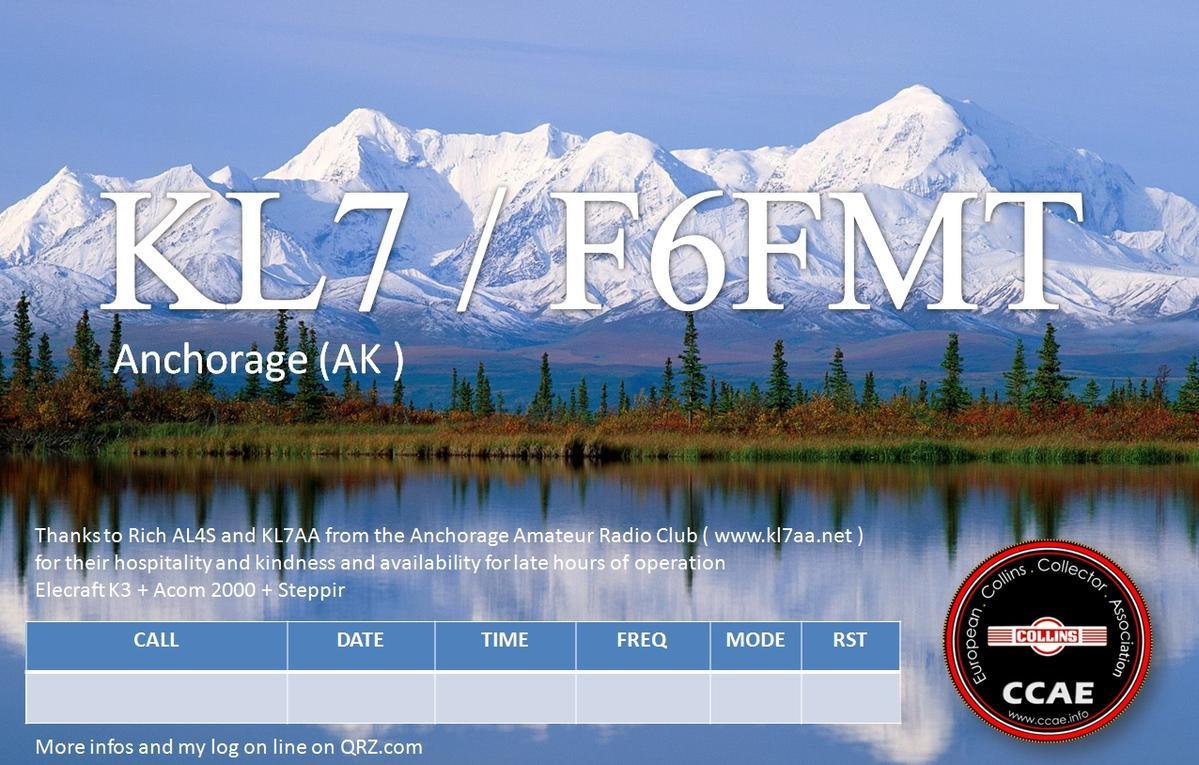 Primary Image for KL7/F6FMT