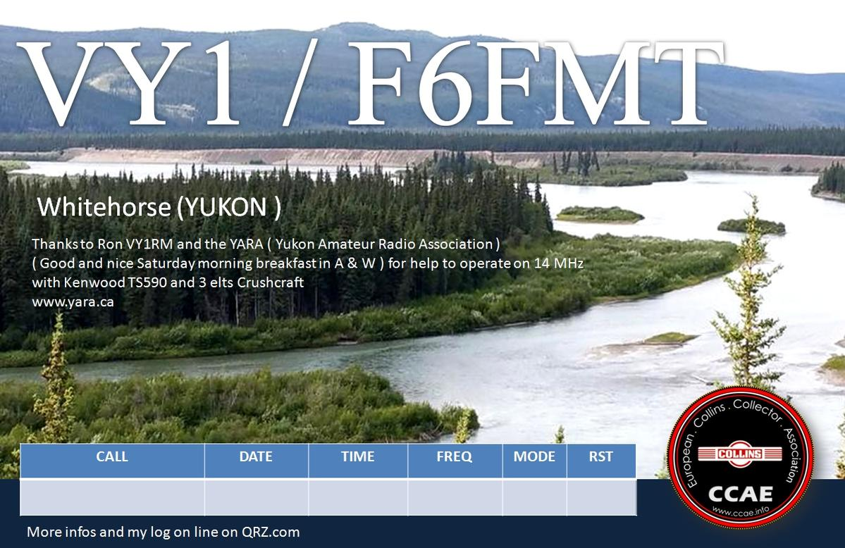 Primary Image for VY1/F6FMT