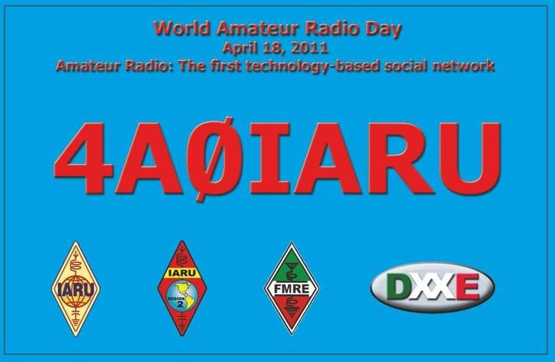 Primary Image for 4A0IARU